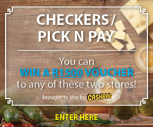 Checkers and PnP voucher competition