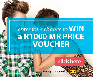 Mr Price voucher free competition