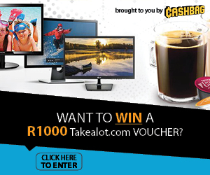 Takealot.com voucher competition