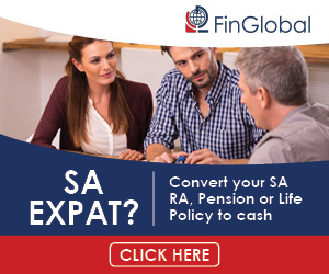 Convert your SA Pension or RA or Life Policy to cash